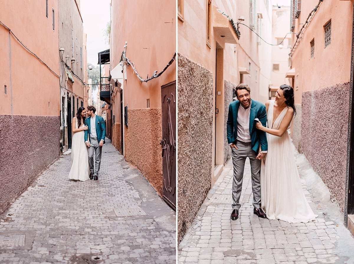 Elopement wedding Marrakech marriage