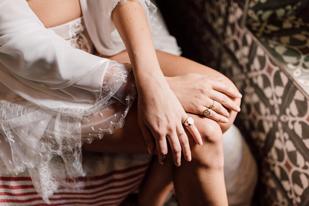 Elopement wedding Marrakech Riad BE