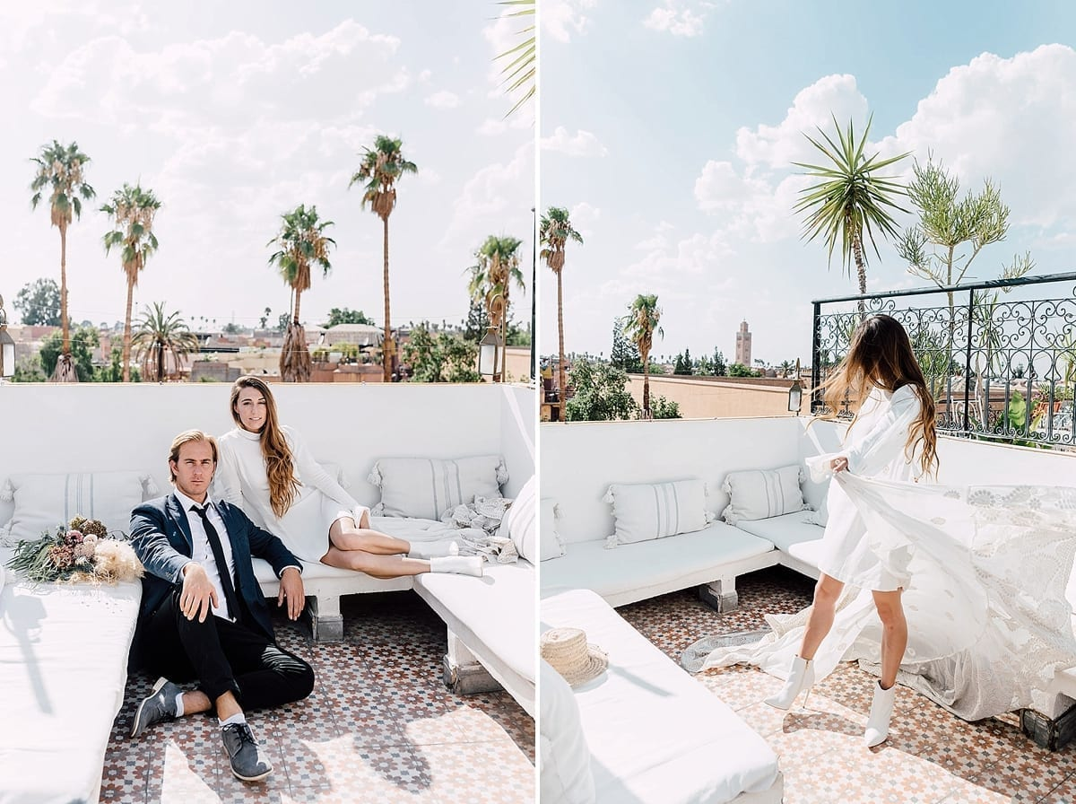 wedding marriage marrakech planner editorial medina shoot zwin zwin cafe