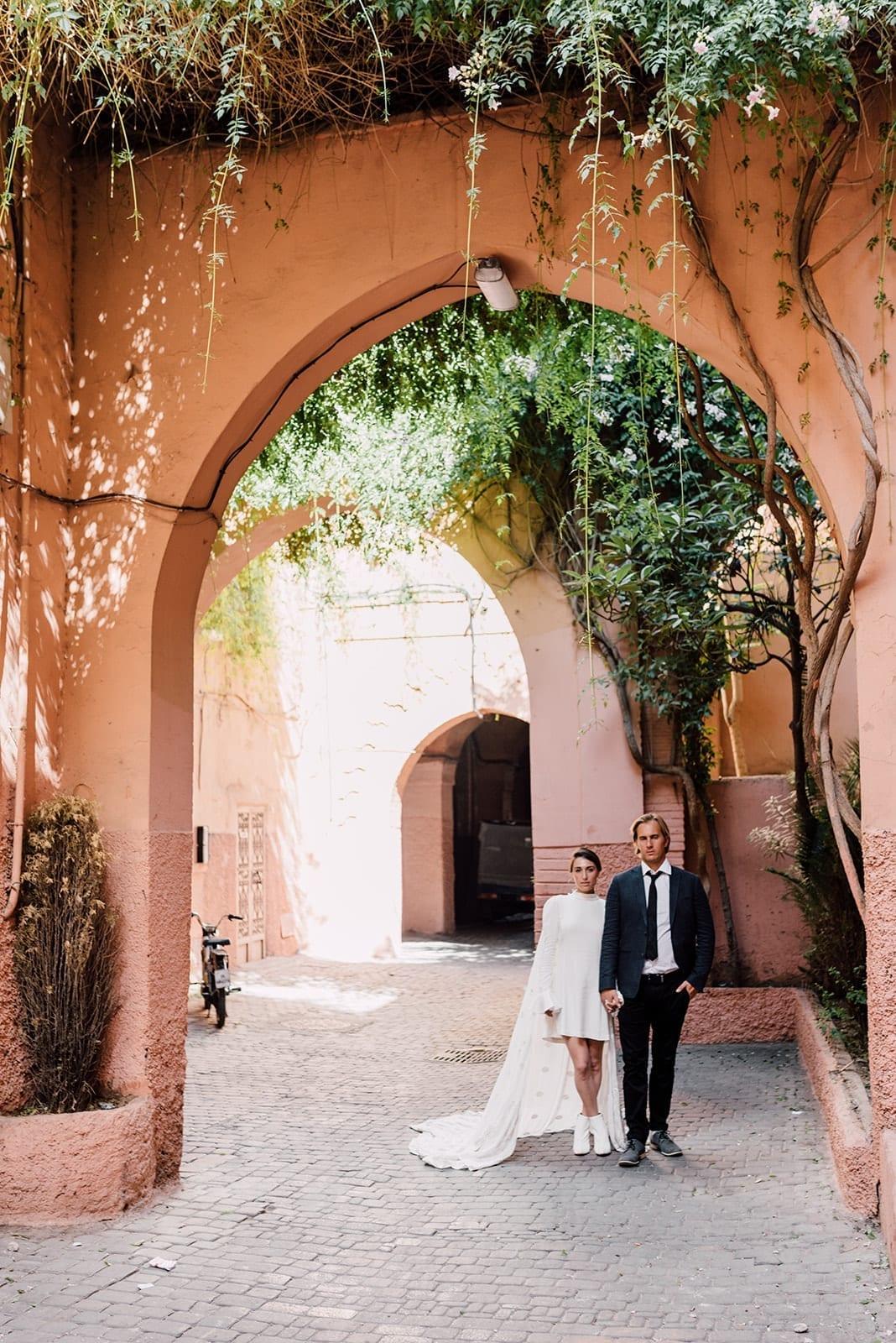 wedding marriage marrakech planner editorial medina shoot