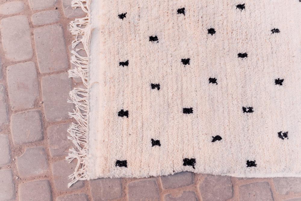 Beni Ouarain dots stippen Morocco Marrakech