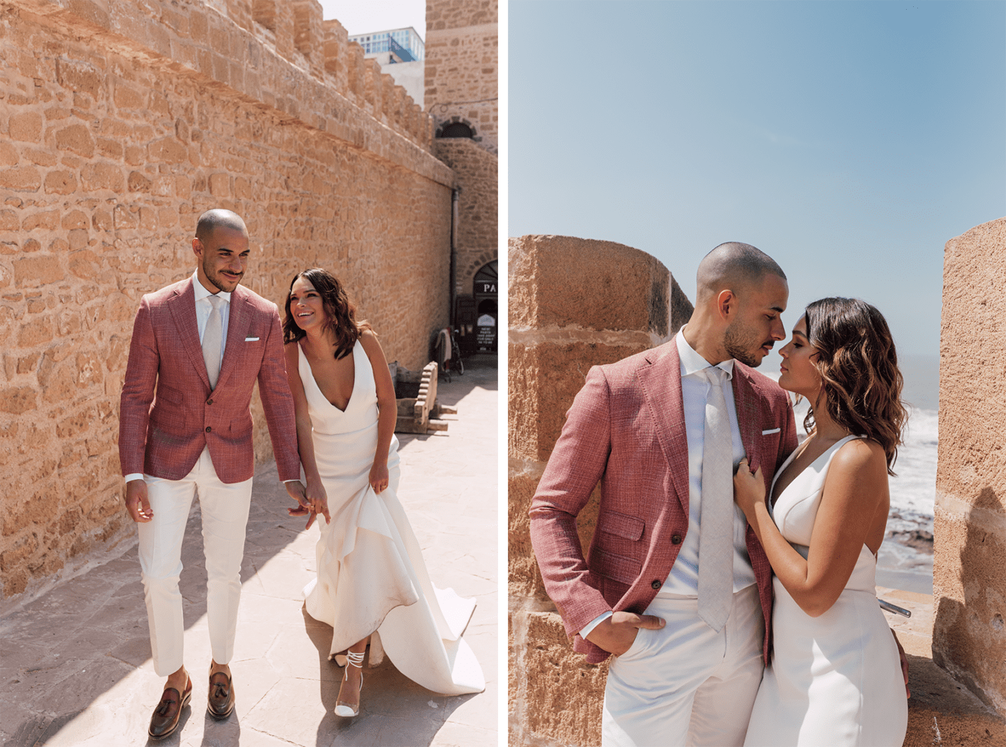 Essaouira wedding planner elopement marriage morocco inspiration