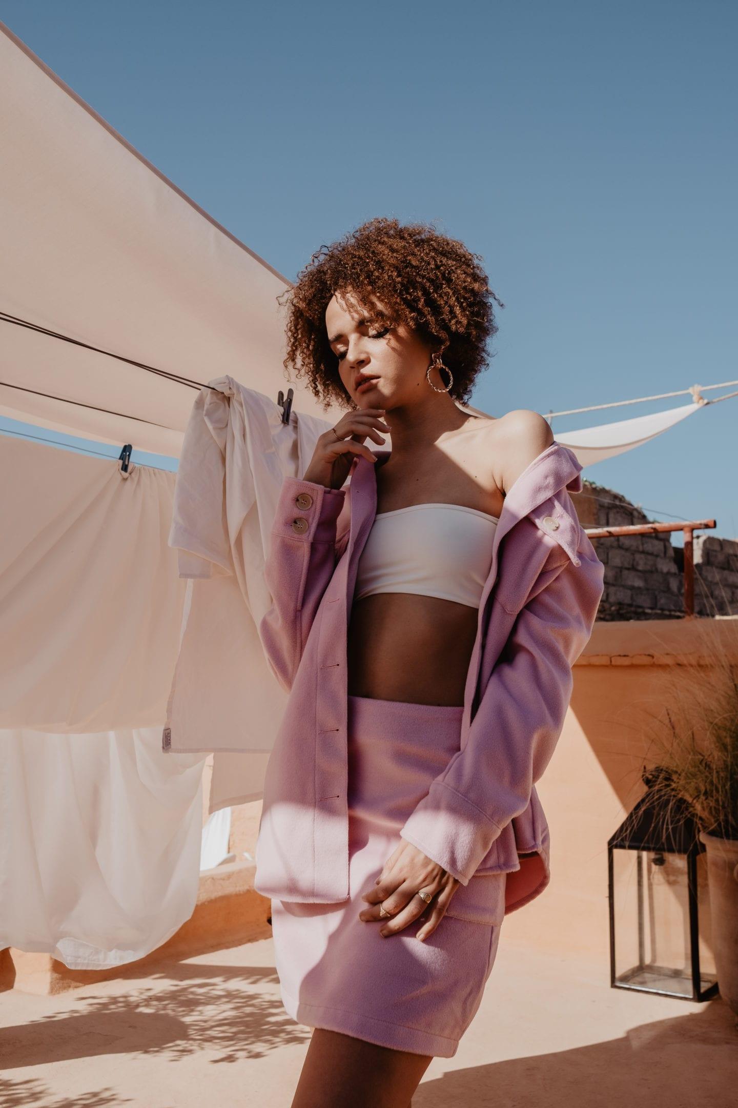 editorial campaign shoot marrakech fashion jewellery fotoshoot mode