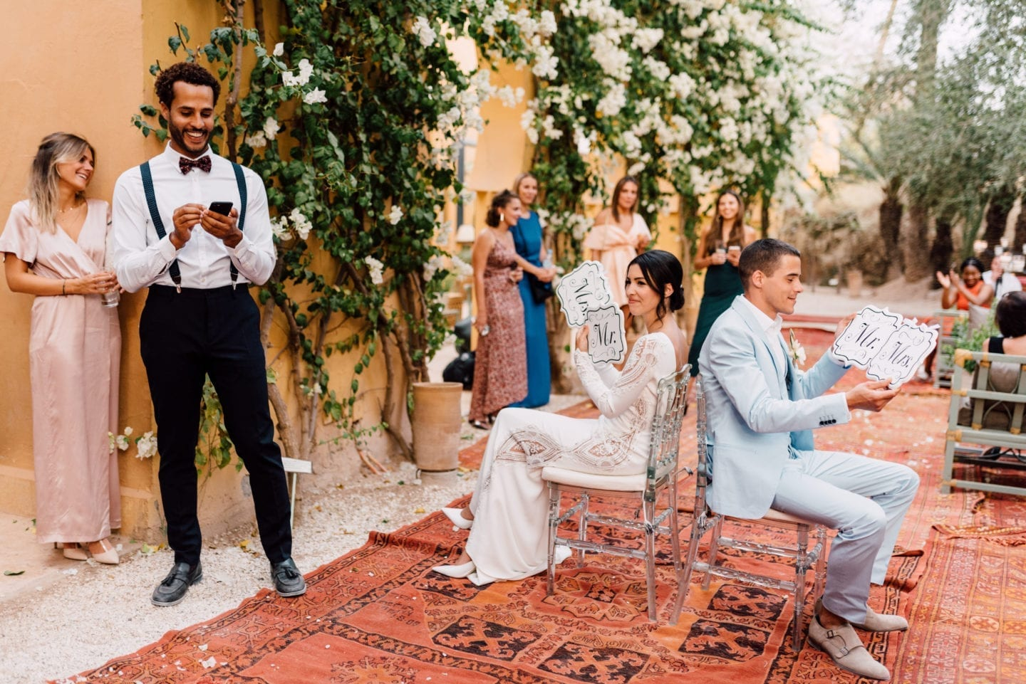 Marrakech wedding planner Morocco Jnane Tamsna Palmeraie marriage bruiloft wedding