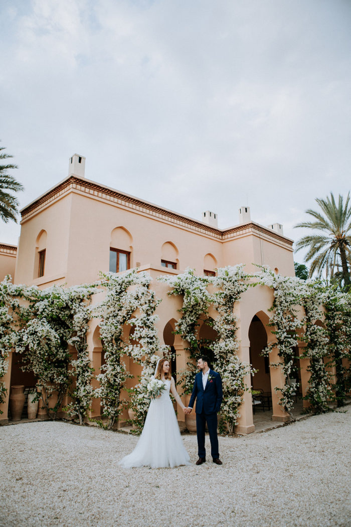 Marrakech wedding planner marriage jnane tamsna Morocco destination styling